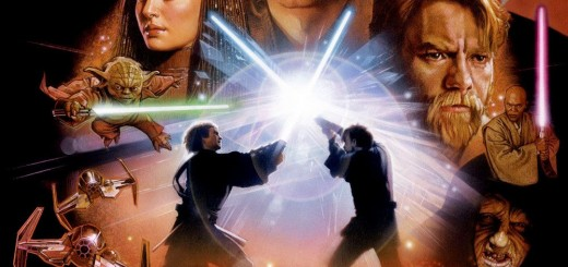 "Poster voor de film ""Star Wars: Episode III - Revenge of the Sith"""