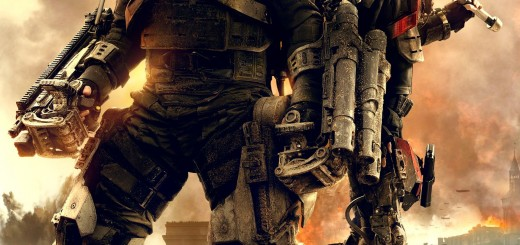"Poster voor de film ""Edge of Tomorrow"""