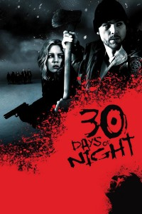 "Poster voor de film ""30 Days of Night"""