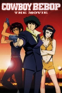 "Poster voor de film ""Cowboy Bebop: The Movie"""
