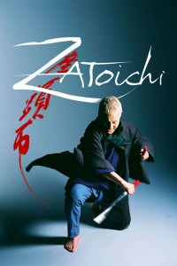 "Poster voor de film ""Zatoichi: The Blind Swordsman"""