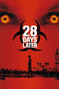 "Poster voor de film ""28 Days Later..."""