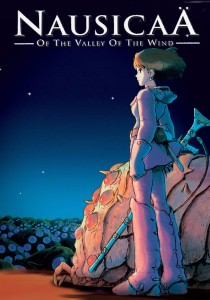 "Poster voor de film ""Nausicaä of the Valley of the Wind"""