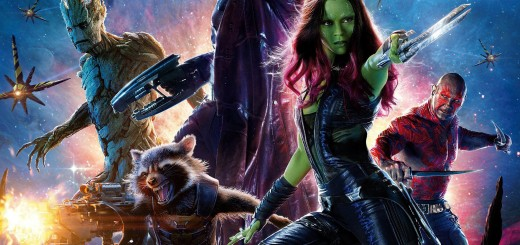 "Poster voor de film ""Guardians of the Galaxy"""