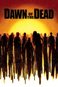 "Poster voor de film ""Dawn of the Dead"""