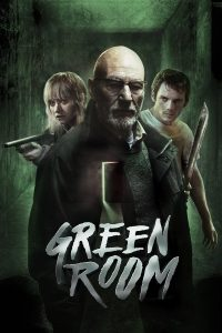 "Poster voor de film ""Green Room"""
