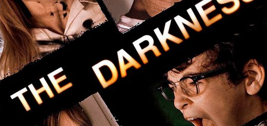 "Poster voor de film ""The Darkness"""
