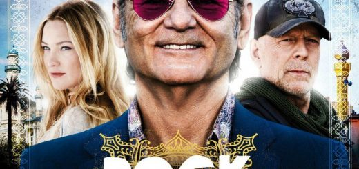 "Poster voor de film ""Rock the Kasbah"""