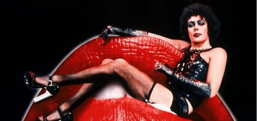 "Poster voor de film ""The Rocky Horror Picture Show"""