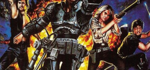"Poster voor de film ""Eliminators"""