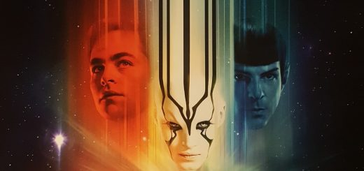 "Poster voor de film ""Star Trek Beyond"""