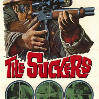 "Poster voor de film ""The Suckers"""