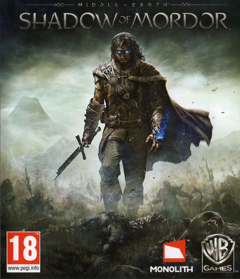 Lord Of The Rings Shadow Of Mordor Xbox One