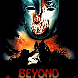 "Poster voor de film ""Beyond the Darkness"""