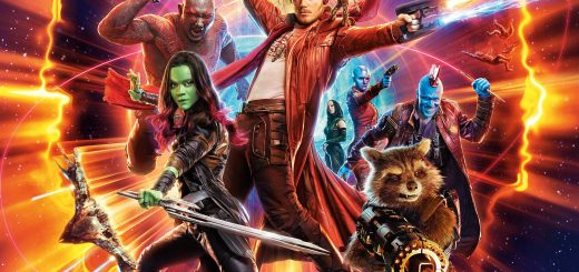 "Poster voor de film ""Guardians of the Galaxy Vol. 2"""