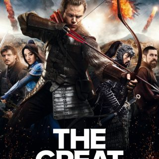"Poster voor de film ""The Great Wall"""