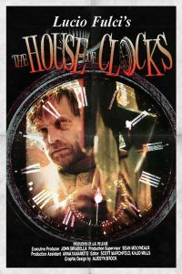 "Poster voor de film ""House of Clocks"""