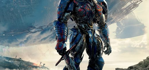 "Poster voor de film ""Transformers: The Last Knight"""