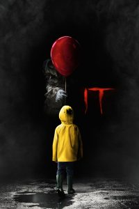 "Poster voor de film ""It"""