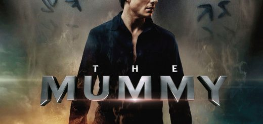 "Poster voor de film ""The Mummy"""
