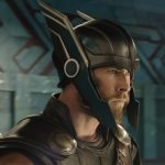 "Screenshot van de film ""Thor: Ragnarok"""