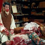 "Screenshot van de film ""What We Do in the Shadows"""
