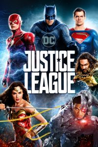 "Poster voor de film ""Justice League"""