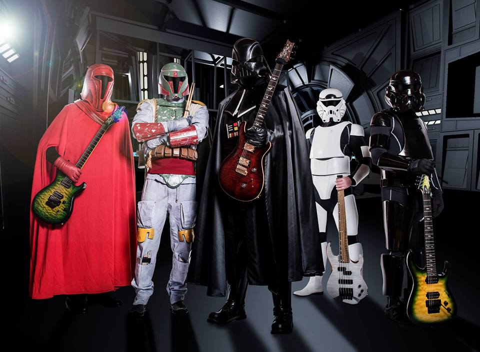 Galactic Empire in De Helling