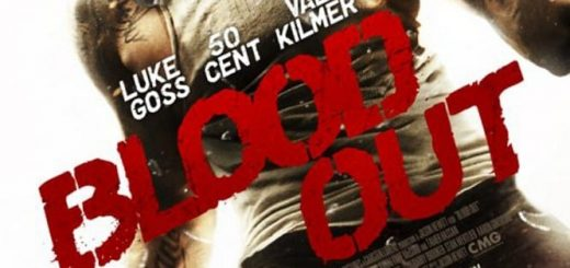 "Poster voor de film ""Blood Out"""