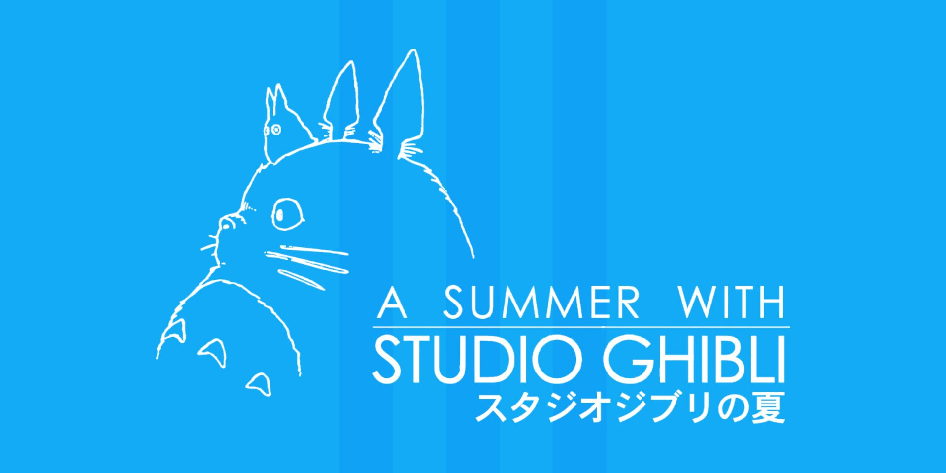 A Summer With Studio Ghibli