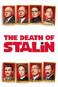 "Poster voor de film ""The Death of Stalin"""