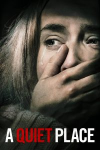 "Poster voor de film ""A Quiet Place"""