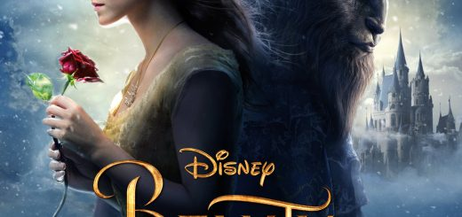 "Poster voor de film ""Beauty and the Beast"""