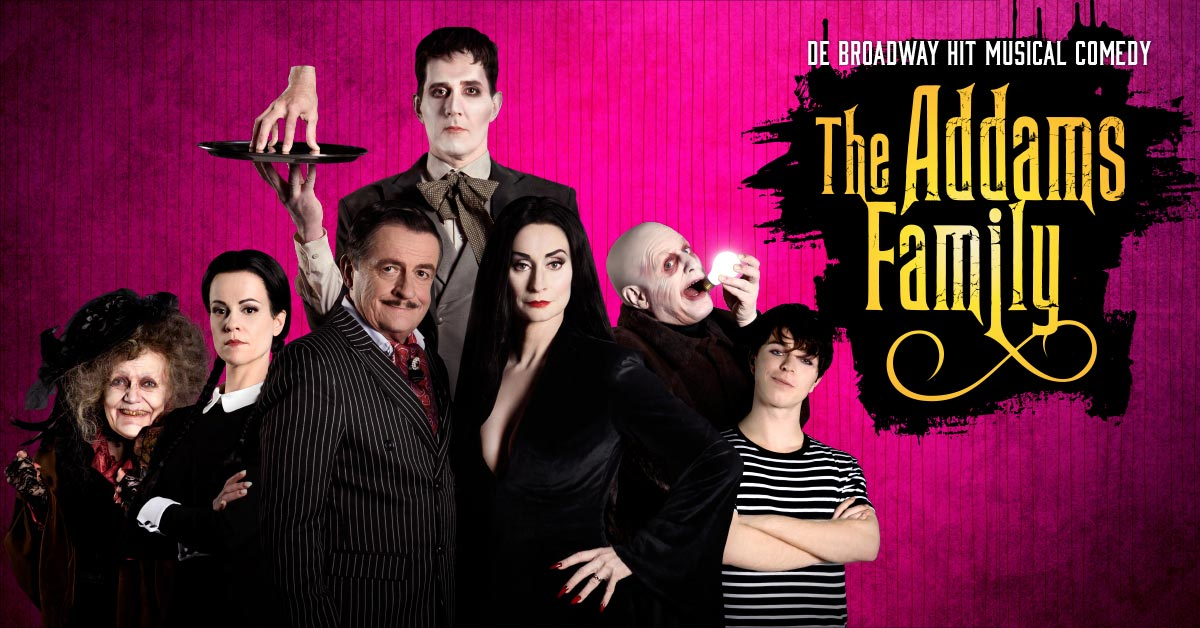The Addams Family Theater
