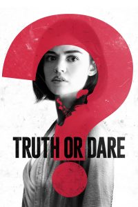 "Poster voor de film ""Truth or Dare"""