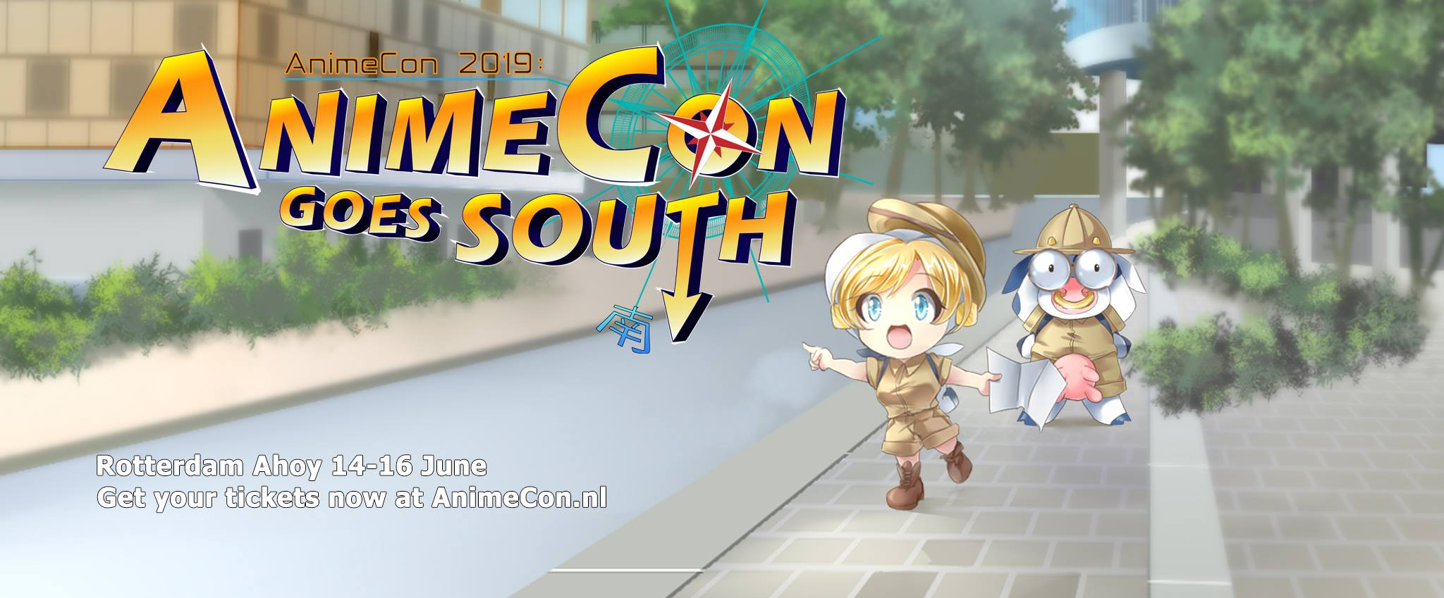 AnimeCon 2019: AnimeCon Goes South