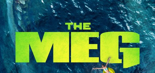 "Poster voor de film ""The Meg"""