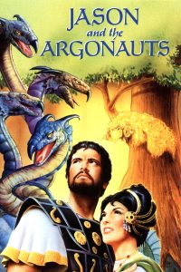 "Poster voor de film ""Jason and the Argonauts"""