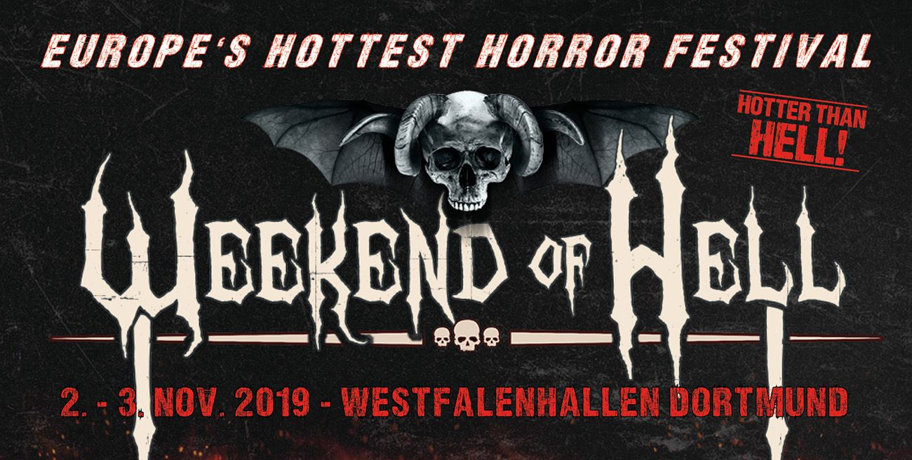 Weekend of Hell 2019 - Das Original