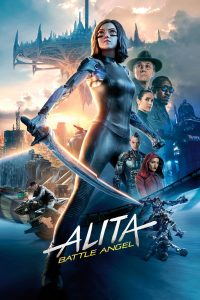 "Poster voor de film ""Alita: Battle Angel"""