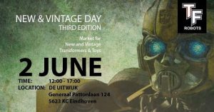TF-Robots New & Vintage Day