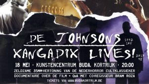 Double bill: De Johnsons + Xangadix Lives!