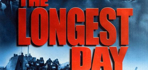 "Poster voor de film ""The Longest Day"""