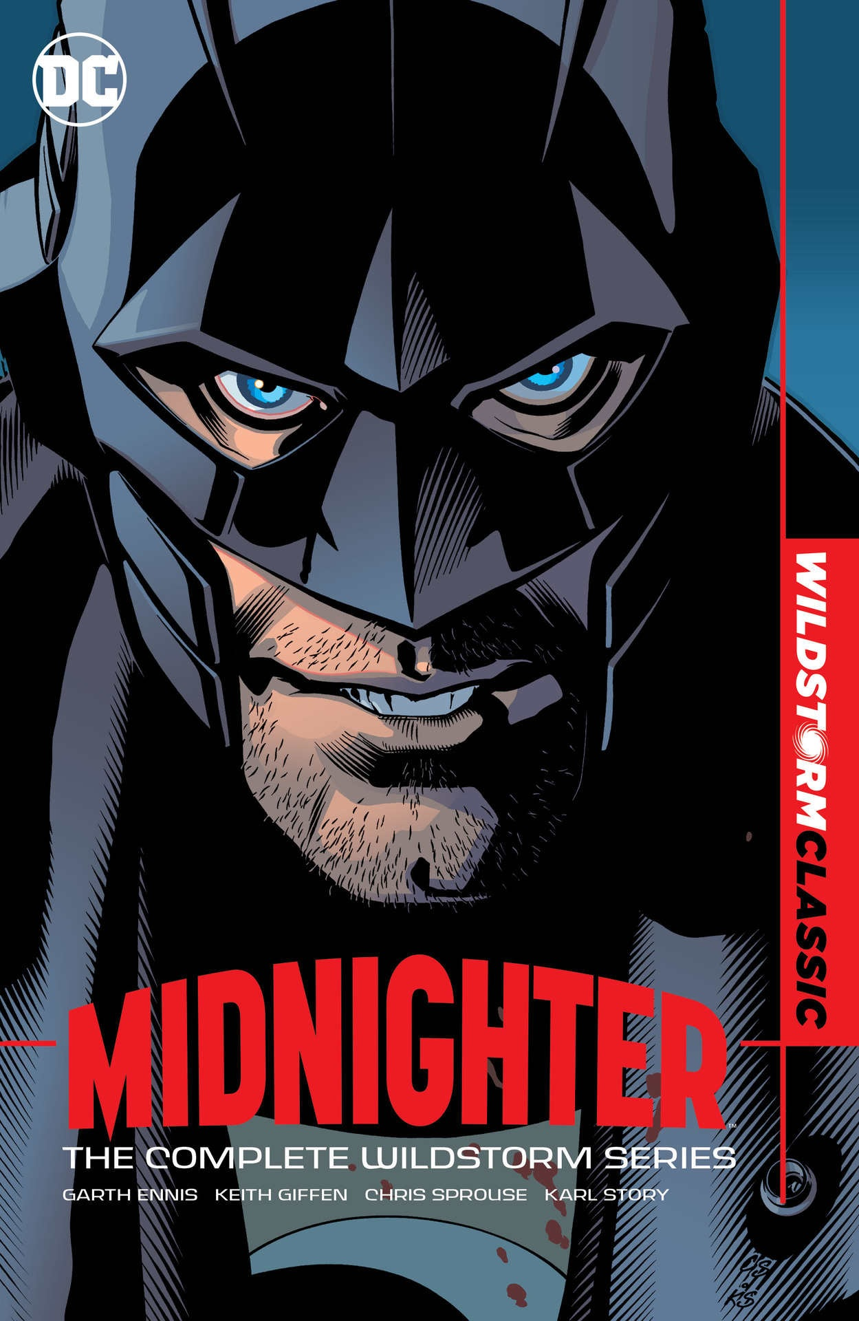 Midnighter: The Complete Wildstorm Series Boek omslag