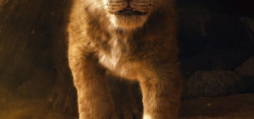 "Poster voor de film ""The Lion King"""