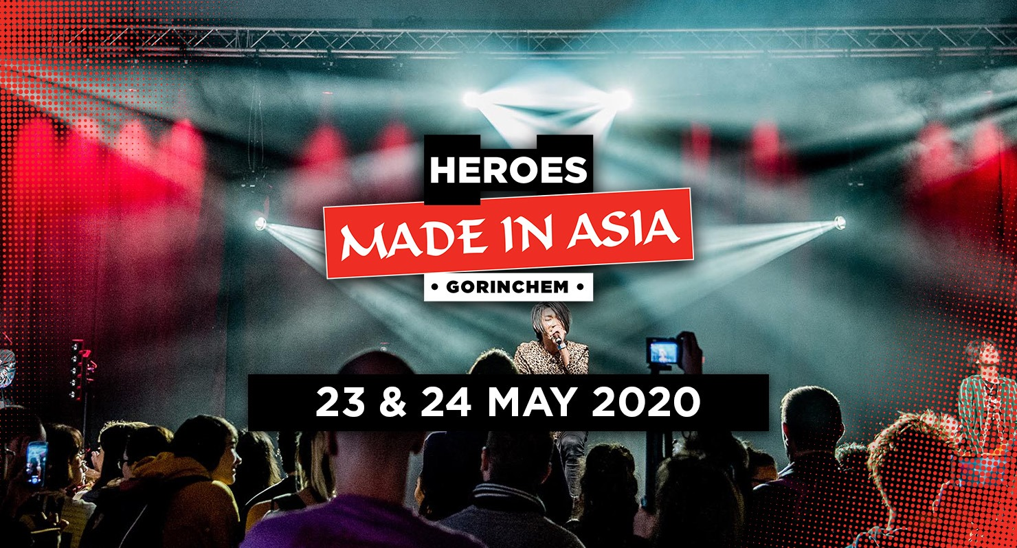 Heroes Made in Asia