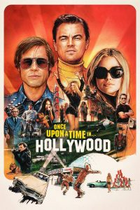 """Poster voor de film """"Once Upon a Time… in Hollywood"""""""