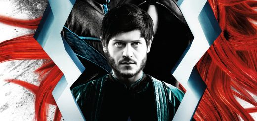 "Poster voor de film ""Inhumans: The First Chapter"""