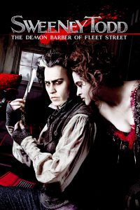 "Poster voor de film ""Sweeney Todd: The Demon Barber of Fleet Street"""