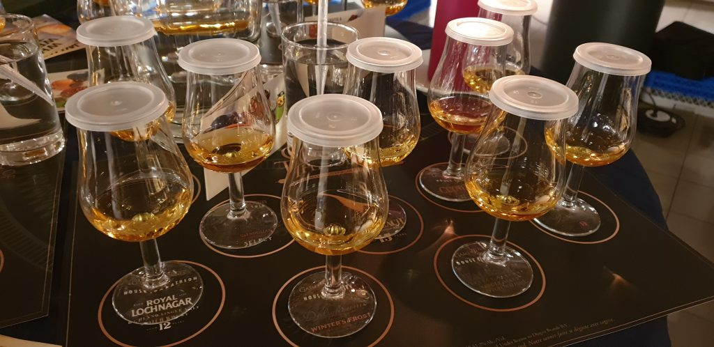 Game of Thrones Whisky Collectie Tasting